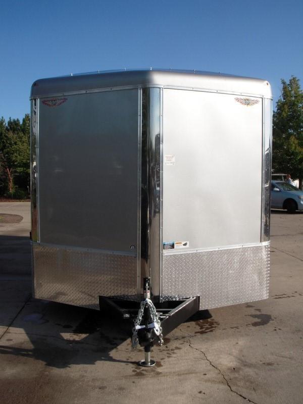 2019 H&H H10120RTCHV-100 Enclosed Cargo Trailer