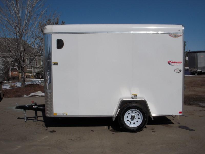 2018 H&H H7210SCA-035 Enclosed Cargo Trailer