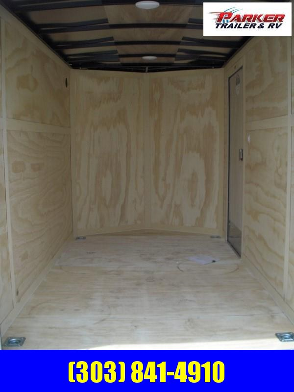 2020 CONTINENTAL CARGO TXVHW610SA Enclosed Cargo Trailer