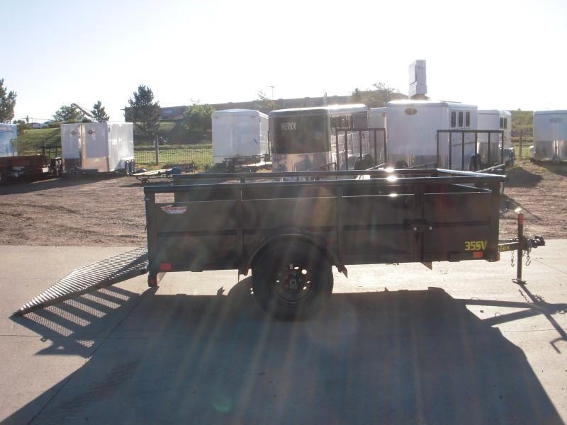2019 Big Tex Trailers 35SV-10BK Utility Trailer