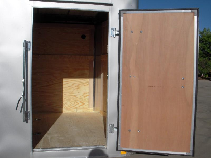 2018 Carry-On 8.5X16CG Enclosed Cargo Trailer