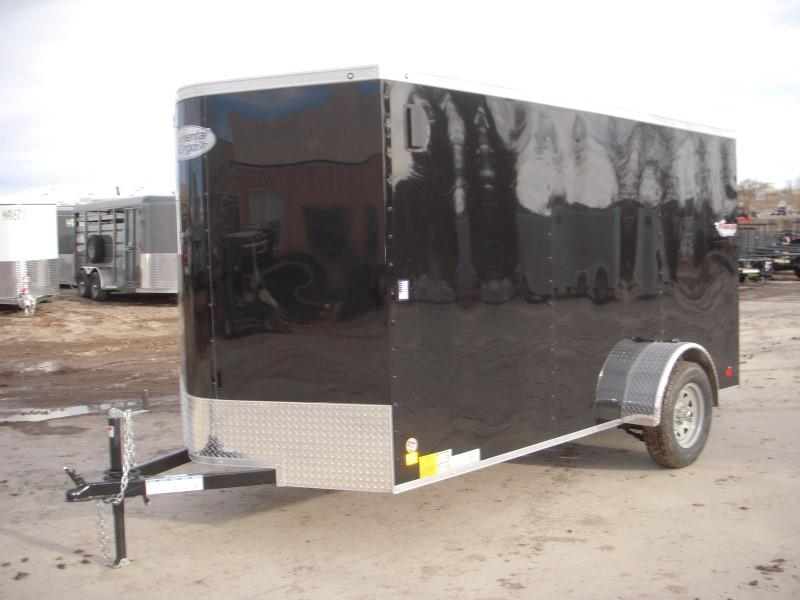 2020 CNCG TXLVVH612SA Enclosed Cargo Trailer
