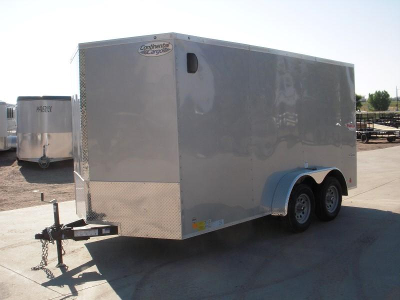 2019 CONTINENTAL CARGO VHW714TA2 Enclosed Cargo Trailer