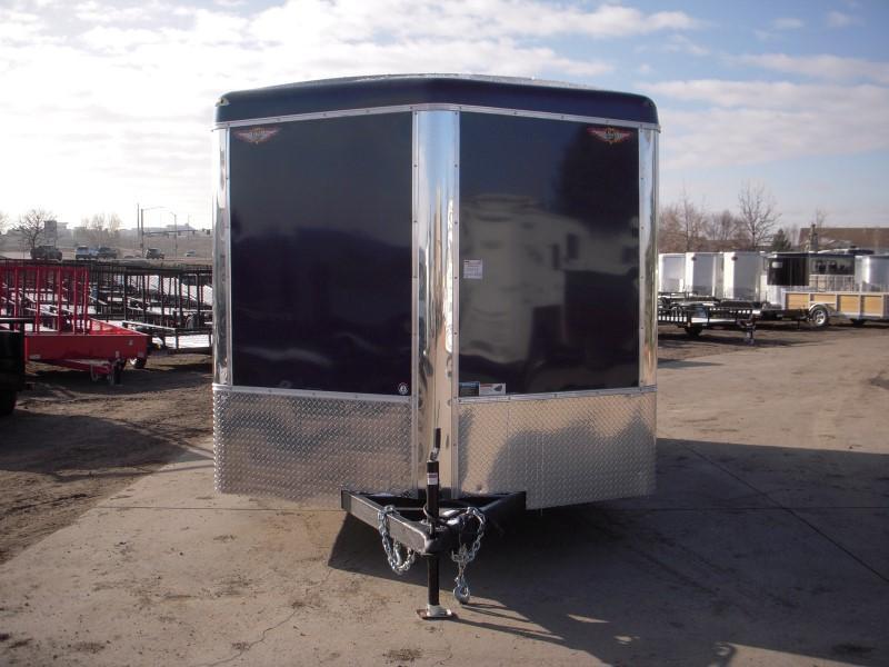 2018 H&H H10116TRTV-100 Enclosed Cargo Trailer
