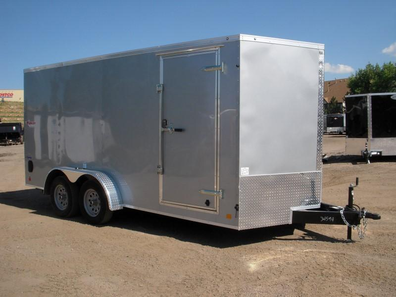 2019 CNCG VHW716TA2 Enclosed Cargo Trailer