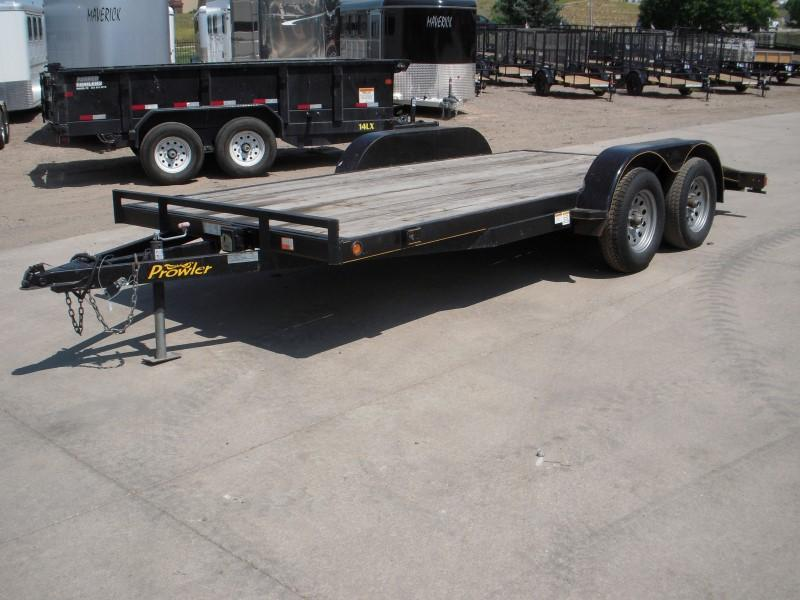 2013 Diamond T 7K16 Flatbed Trailer