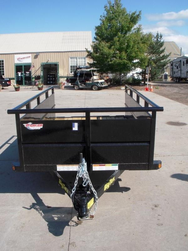 2019 Big Tex Trailers 30SV-10BK Utility Trailer