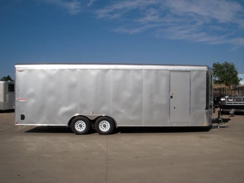 2019 H&H H10124RTCHV-100 Enclosed Cargo Trailer
