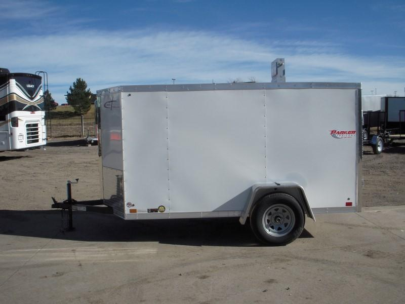 2018 Cross Trailers 510SA-ALPHA Enclosed Cargo Trailer