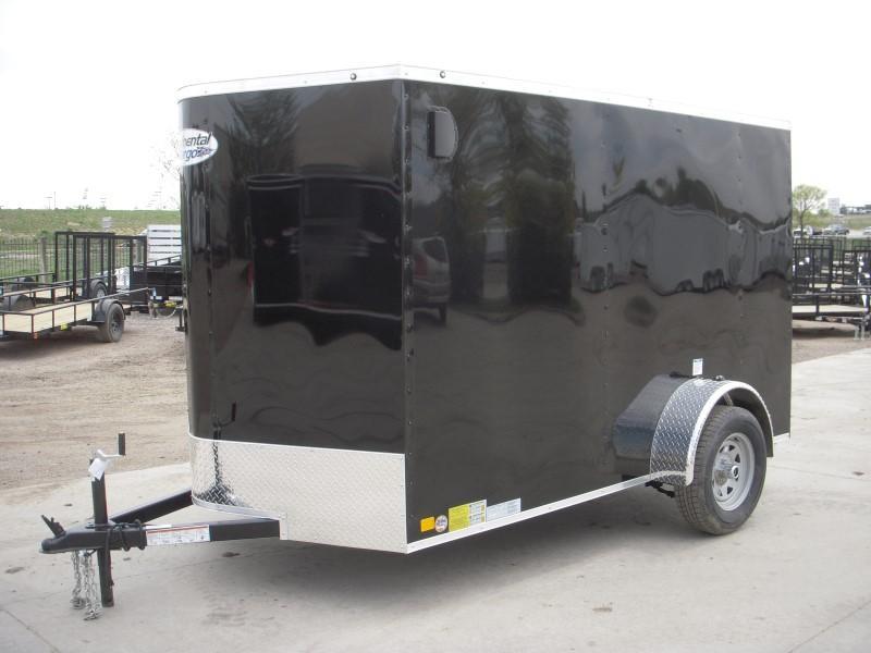 2019 CONTINENTAL CARGO TXLVVH610SA Enclosed Cargo Trailer