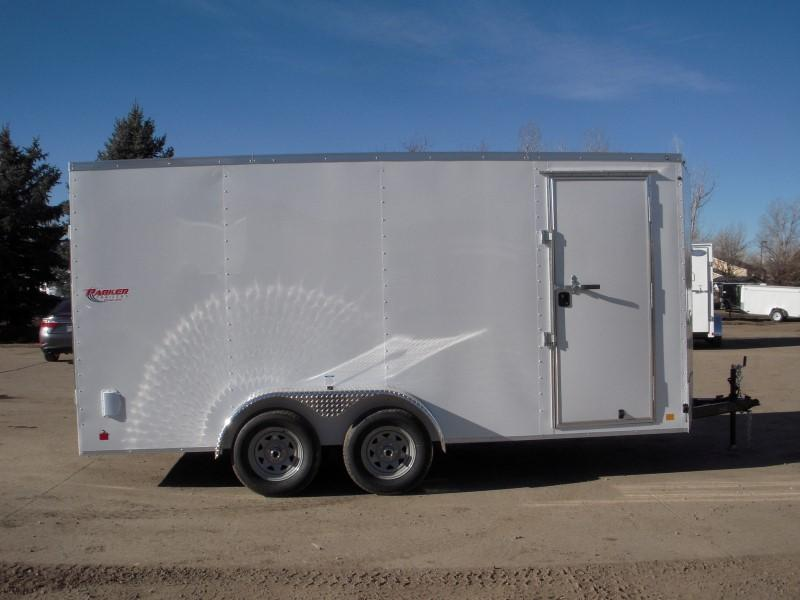 2019 Continental Cargo TXLVVH716TA2 Enclosed Cargo Trailer