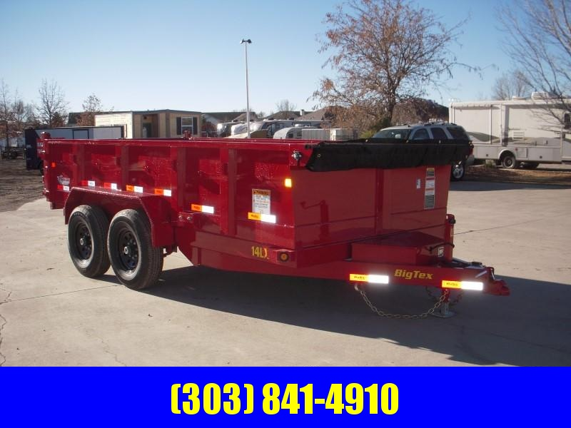 2019 Big Tex Trailers 14LX-14 Dump