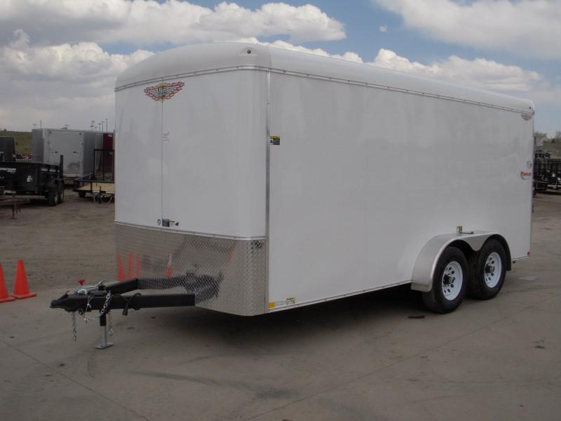 2018 H&H H8416TRT-100 Enclosed Cargo Trailer