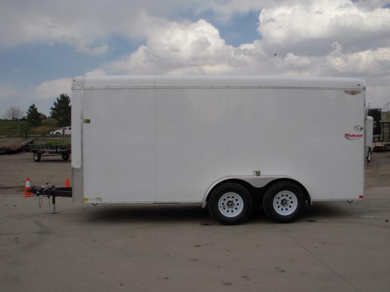 2018 H&H H8416TRT-100 Enclosed Cargo Trailer