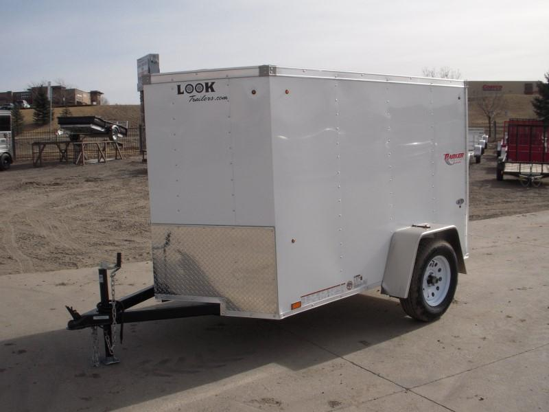 2018 Look Trailers STLC 5X8 SI2 Enclosed Cargo Trailer