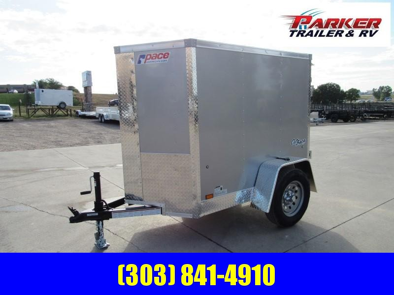 2020 PACE OB4X6SI2 Enclosed Cargo Trailer