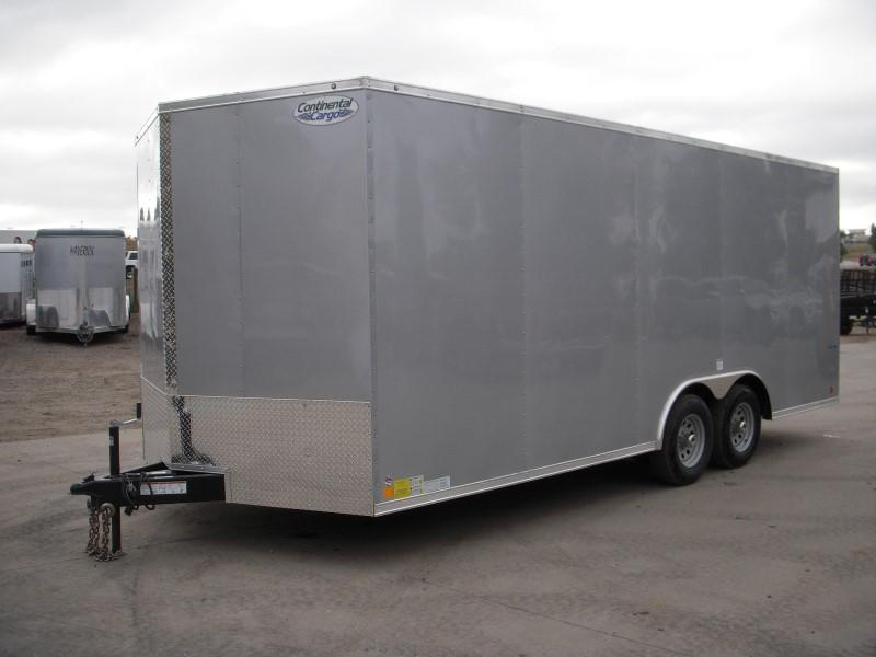 2019 CNCG VHW8.520TA3 Enclosed Cargo Trailer