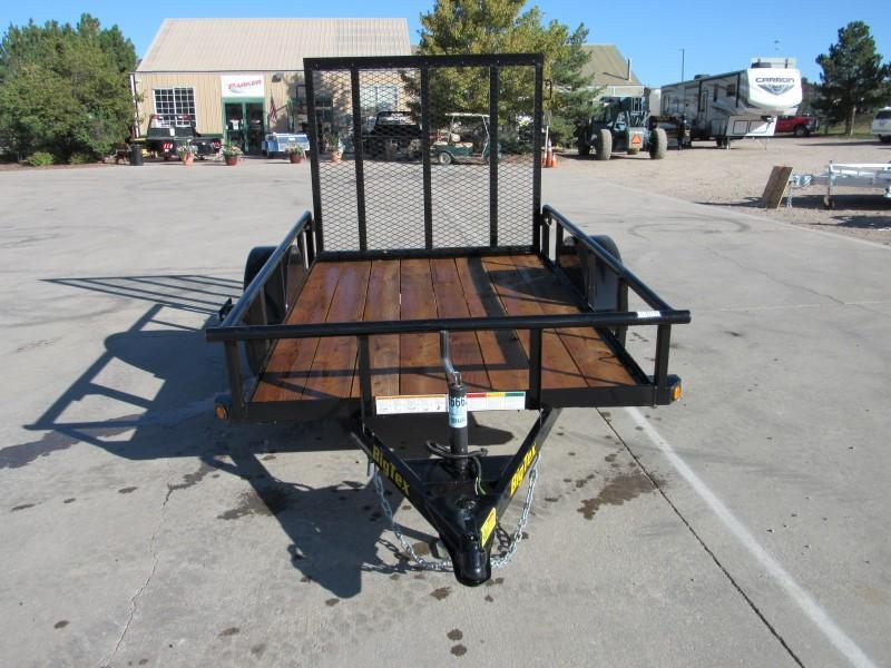 2020 Big Tex Trailers 30SA-08BK4RG Utility Trailer