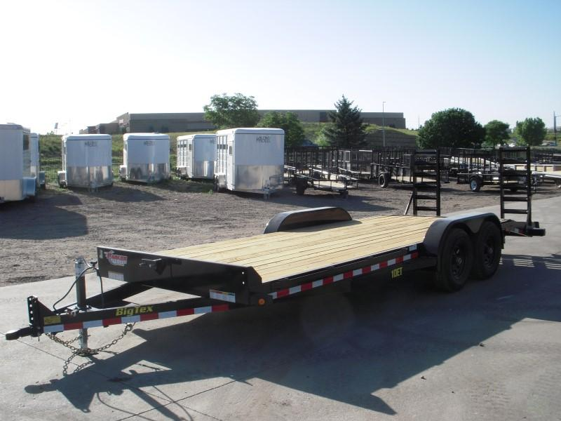 2019 Big Tex Trailers 10ET-20BK-KR Flatbed Trailer