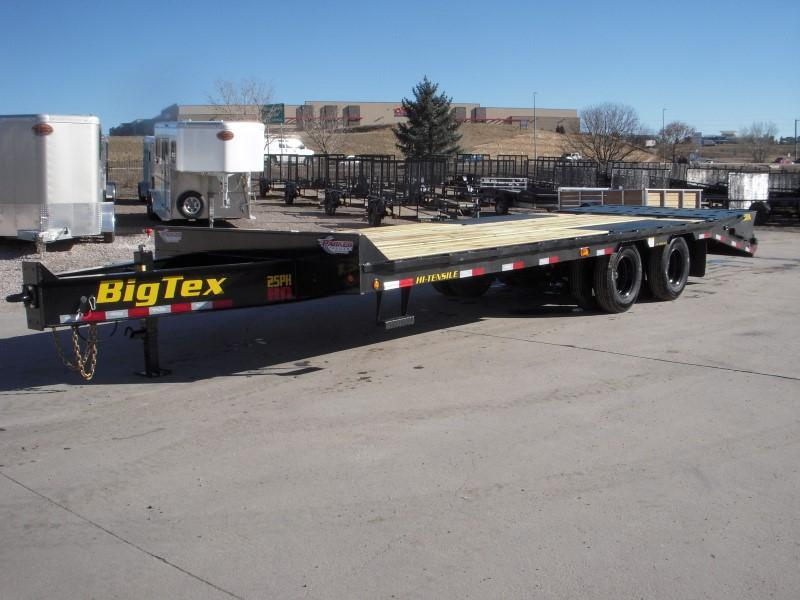 2019 Big Tex Trailers 25PH-20+5 Flatbed Trailer