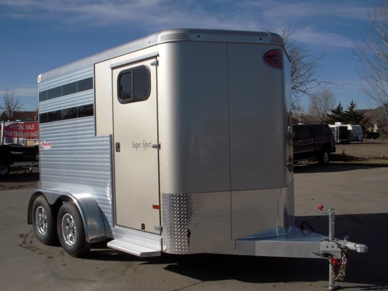 2019 Sundowner Trailers SS2HBP Horse Trailer