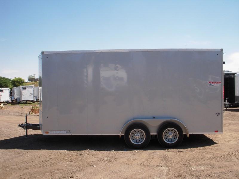 2019 Look Trailers STLC 7X16 TE2 Enclosed Cargo Trailer