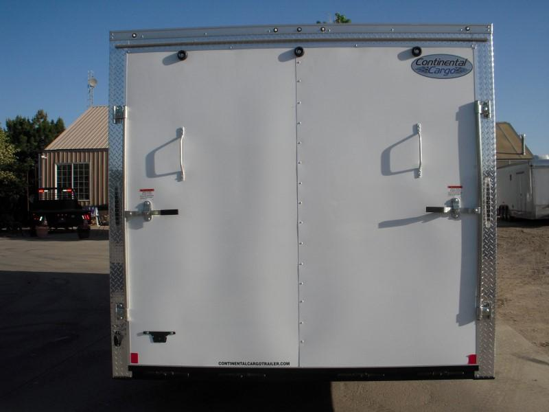 2019 CONTINENTAL CARGO VHW8.524TA3 Enclosed Cargo Trailer