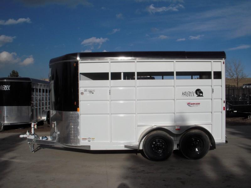 2019 Maverick MAV2HS-7K 14 Horse Trailer