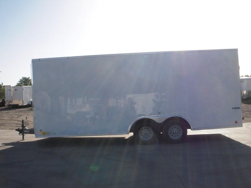 2019 CONTINENTAL CARGO VHW8.520TA3 Enclosed Cargo Trailer