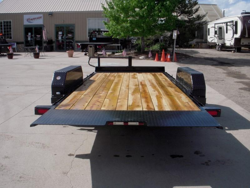 2019 Big Tex Trailers 14FT-18 Flatbed Trailer
