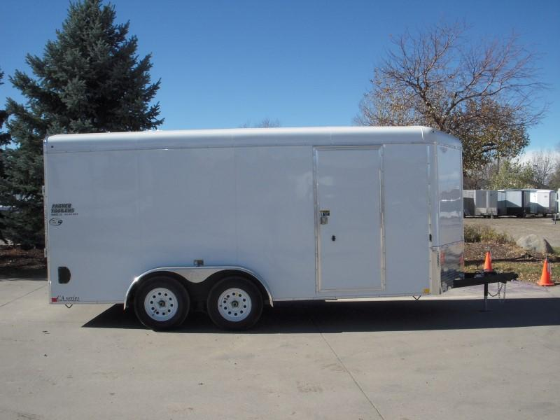 2018 H&H H8416TCAV-070 Enclosed Cargo Trailer