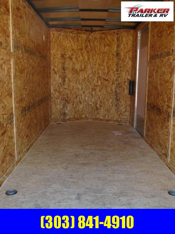 2020 PACE OB6X12SI2 Enclosed Cargo Trailer