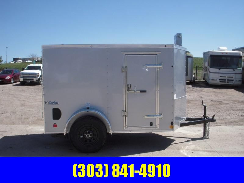 2020 CNCG TXVHW58SA Enclosed Cargo Trailer