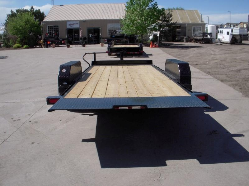 2019 Big Tex Trailers 14FT-20 Flatbed Trailer