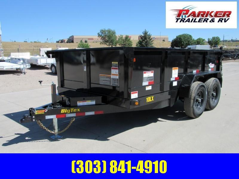 2020 Big Tex Trailers 10LX-12BK7SIR Dump