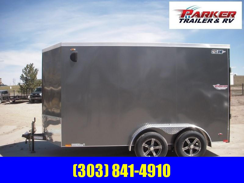 2019 LEGEND STV7X14TA35 Enclosed Cargo Trailer