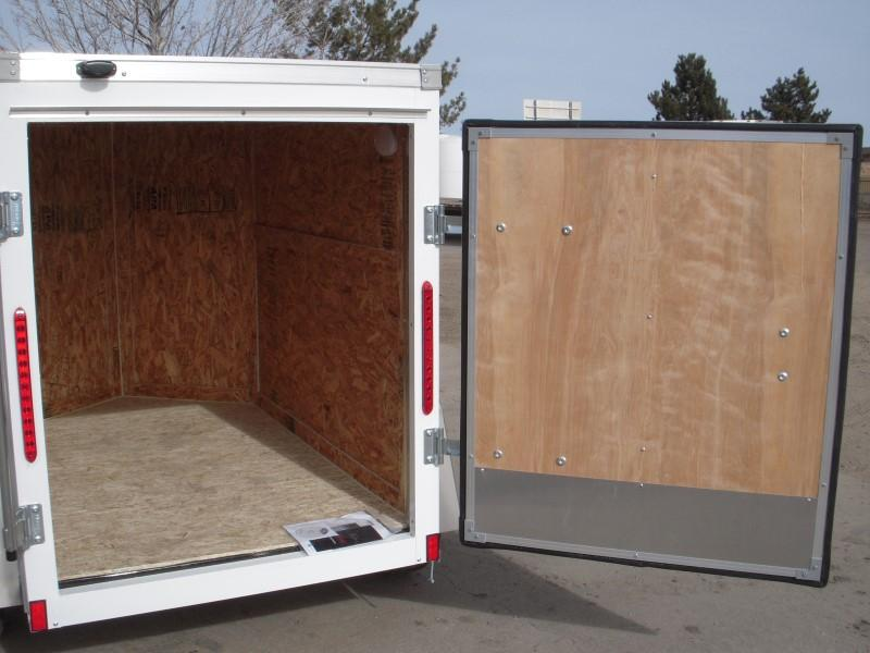 2018 Look Trailers STLC 4X6 SI2 Enclosed Cargo Trailer
