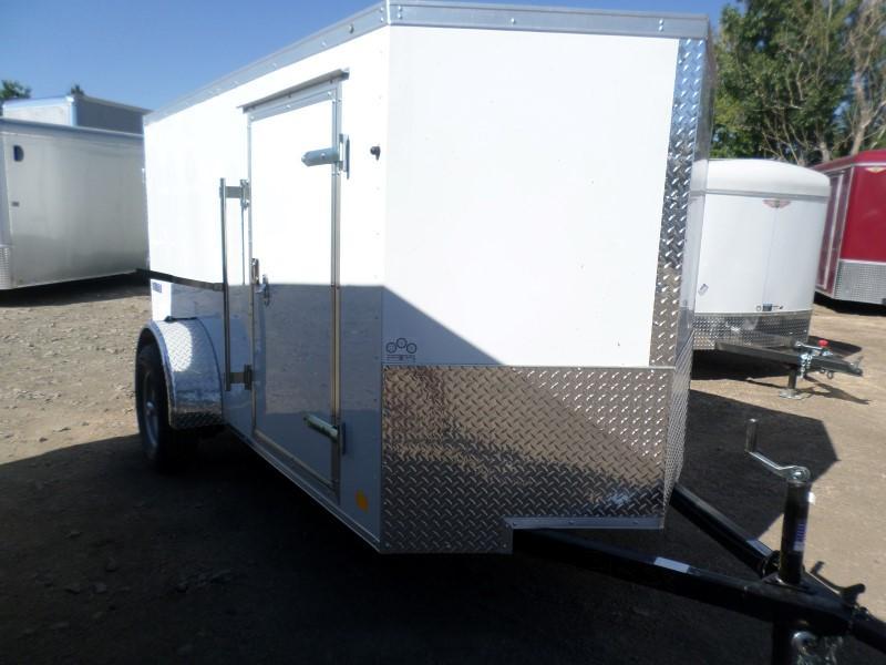 2018 Forest River, Inc. TXVHW510SA Enclosed Cargo Trailer