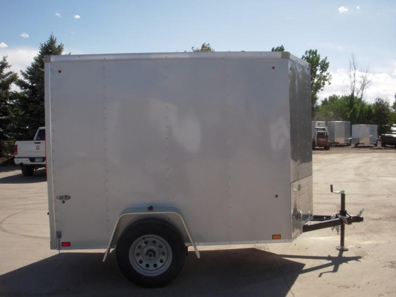 2019 Look Trailers STLC5X8SI2 Enclosed Cargo Trailer