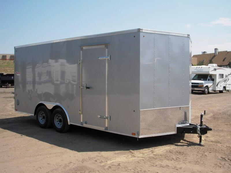 2019 Look Trailers ST85X18 TE3 Enclosed Cargo Trailer