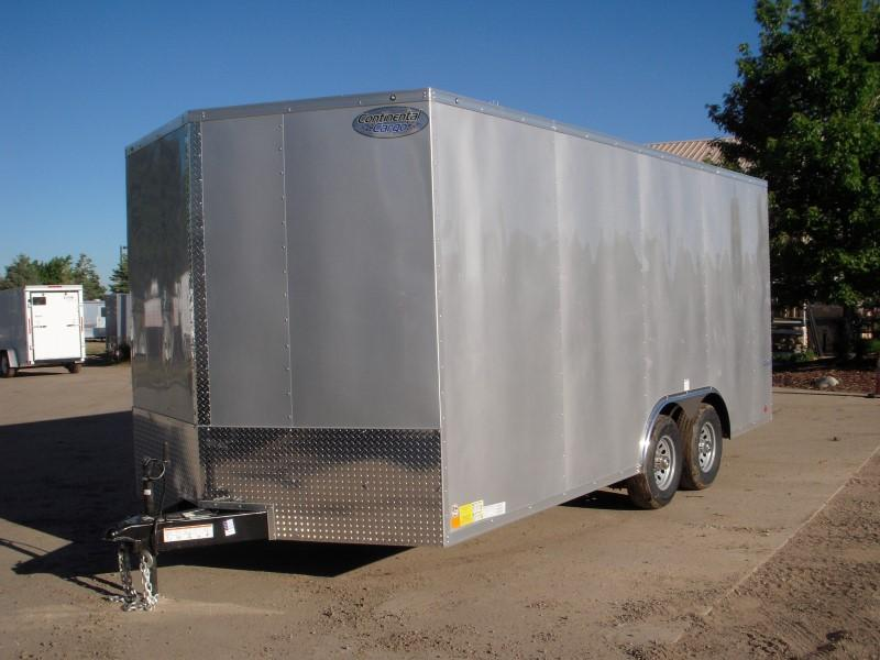 2019 CONTINENTAL CARGO VHW8.518TA3 Enclosed Cargo Trailer