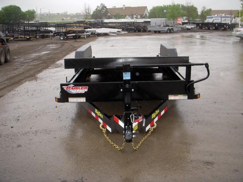 2019 Big Tex Trailers 14FT-22 Flatbed Trailer