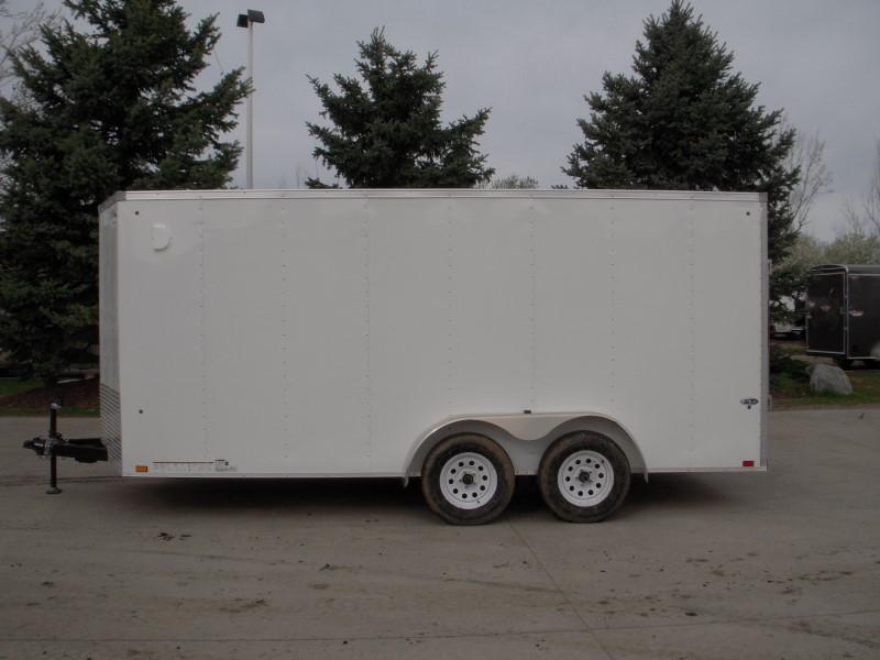 2019 Look Trailers STLC7X16TE2 Enclosed Cargo Trailer