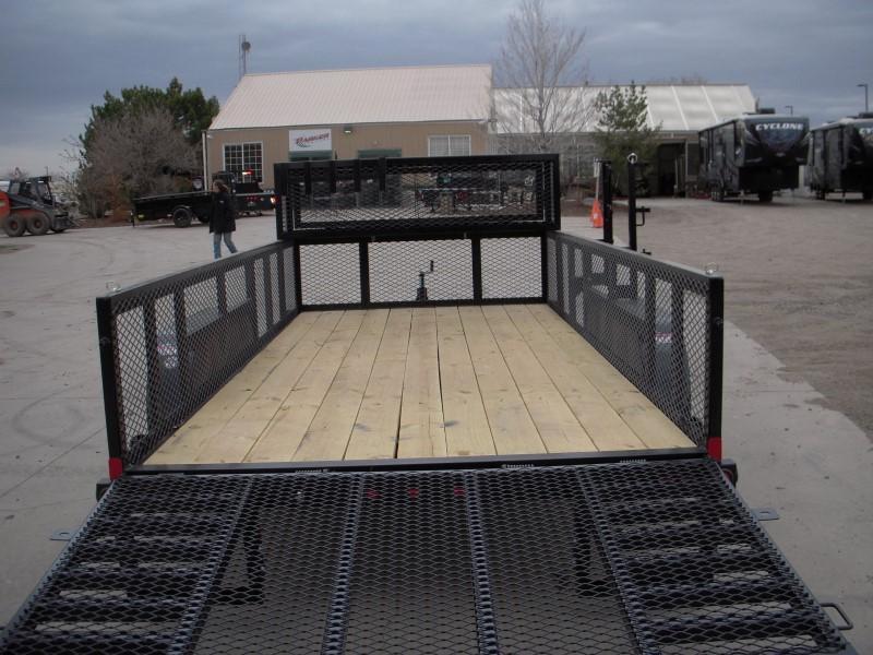 2018 Big Tex Trailers 70LR-16 Utility Trailer