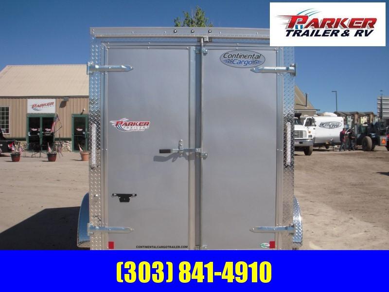 2020 CNCG TXEH612TA2 Enclosed Cargo Trailer