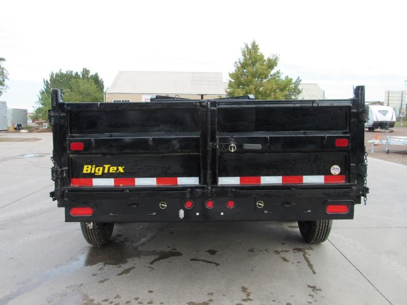 2020 Big Tex Trailers 14GX-16BK7SIRPD Dump
