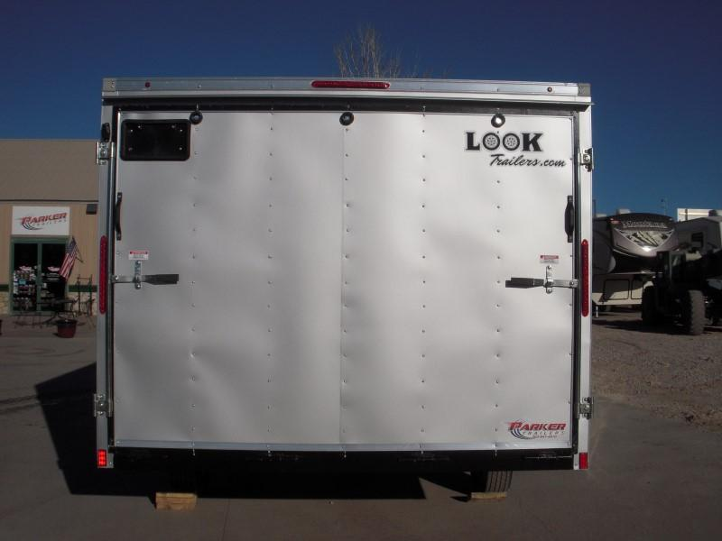 2019 Look Trailers EDFT 85X12 SE3 Enclosed Cargo Trailer