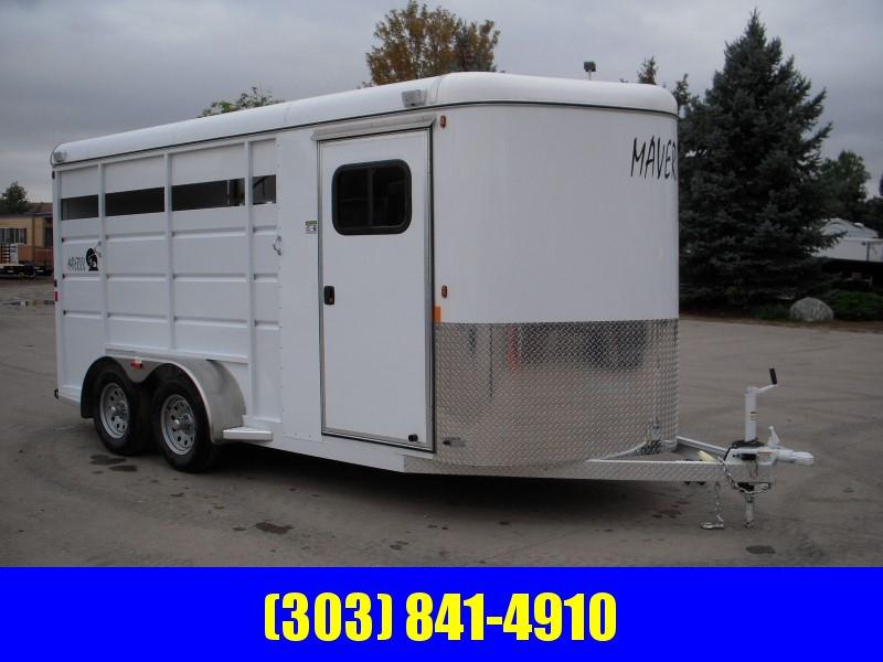 2019 Maverick MAV3HS-7K 17 Horse Trailer