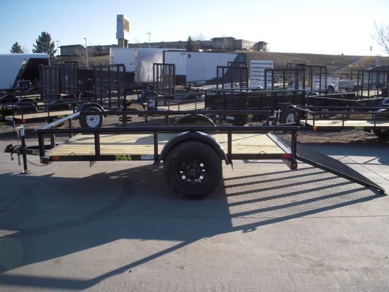 2018 Big Tex Trailers 35SA-10BK4RG Utility Trailer