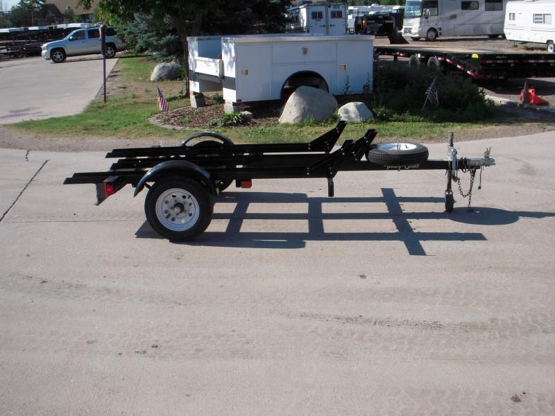 1998 Yacht Club Trailers 3 RAIL MTR CYL Utility Trailer